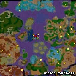 Скачать карту 23 расы для варкрафт 3 с ботами