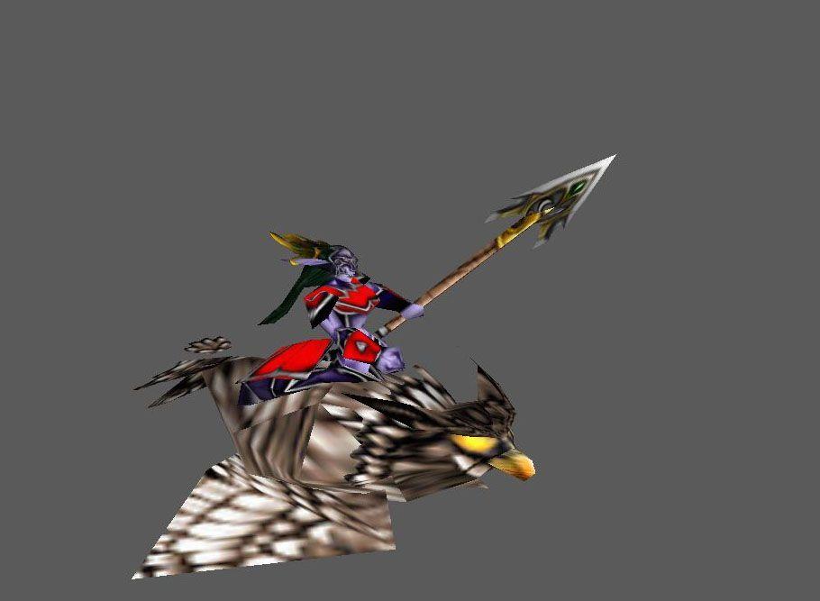Warcraft 3 модели героев - 576
