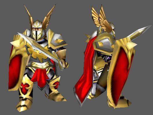 Модель Рыцаря Смерти Для Варкрафт 3